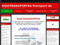 equitransport64.fr