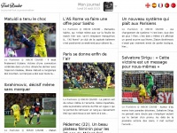 Foot Reader : mercato, rumeurs, analyses, résultats, calendrier et news football en live