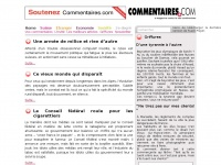 Commentaires.ch