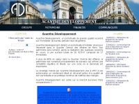 acanthedeveloppement.fr