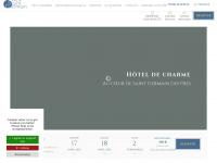 hotel-de-saint-germain.fr