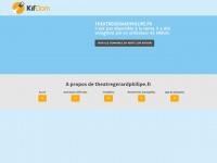 theatregerardphilipe.fr