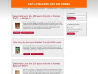 Cahuete.com