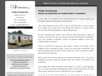 mobil-home-2-chambres-limousin.fr