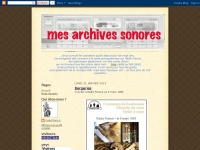 archives-sonores.blogspot.com
