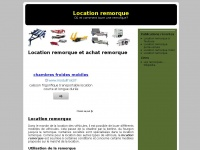 locationremorque.net