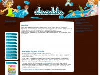 Jeu en ligne rempli de jeux gratuits pour les filles, les enfants et toute la famille - Abacadaba !
