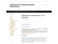 Nowak-papantoniou.net