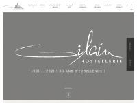 hostelleriegilain.com