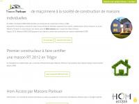 Maisons accueil constructeur de maisons for Classement constructeur maison individuelle