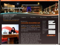 Concorde-immobilier.net
