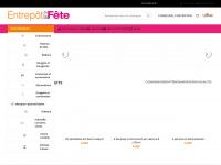 mariage, bapteme, communion, anniversaire, fête sur L'Entrepôt de la Fête, Objets de décoration fête