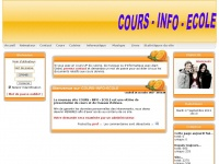 Cours-info-ecole.ch