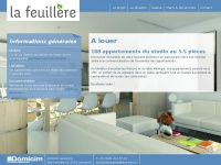 lafeuillere-location.ch