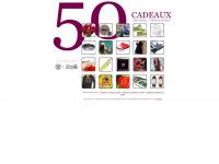 50-cadeaux.com