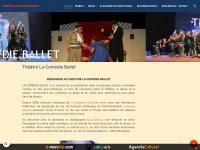 theatrelacomedieballet.fr