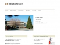 Coderborence.ch