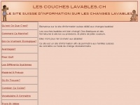 Coucheslavables.ch
