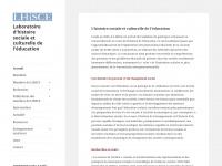 Lhisce.ch