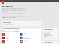 forums.adobe.com