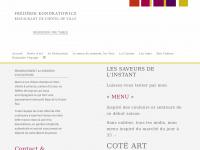 Restaurant de l'hôtel de ville  - Accueil