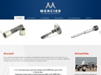 mercier-engrenages.com