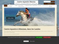 Centre-equestre-marina.com