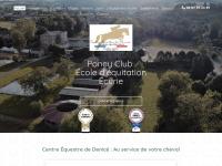 Centre-equestre-denice.com