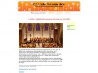 Choralevoxmusica.net