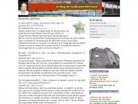 Le blog de Guillaume Bertrand