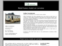 mobil-home-chalet-lorraine.fr