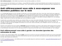 anti.referencement.free.fr