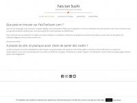 faistonsushi.com