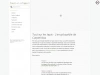 Toutsurlestapis.fr