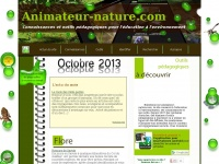 animateur-nature.com