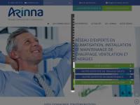 arinna-climatisation.com