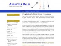 aspirateurbalai.info