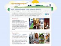 sejourslinguistiques-oxford.com