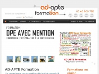 adapte-formation.fr Thumbnail