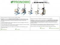 pronomic-lift.be