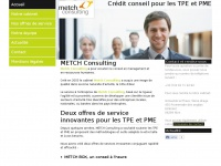 Tpme-metch-consulting.fr