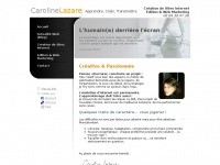 Caroline-lazare.com