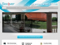 Socover socover le rideau de verre for Socover