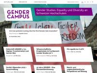 gendercampus.ch