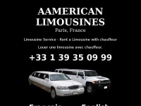 aamericanlimousines.fr