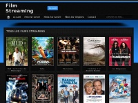 Film Streaming | Des milliers de film en streaming gratuits et sans limitation