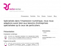 Rectoversosion.ch