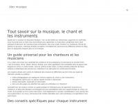 alexmusique.fr