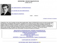 Chostakovitch.org