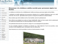 Residence-les-roches.ch
